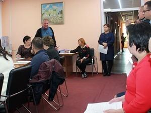 Фото с заседания
