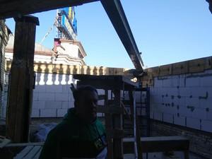 Надстройка на историческом здании на Майдане Независимости является законной?