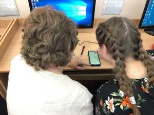 Участники проекта научатся самостоятельно находить информацию в Интернете