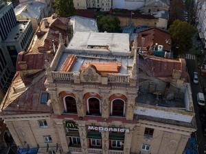 Динамика незаконных строек стартовала после попытки застройки именно в этом здании