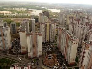 Жилой массив «Патриотика» является проектом банка «Аркада»